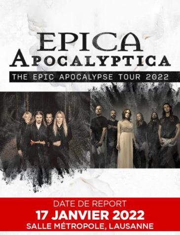 The Epic Apocalypse tour 2022